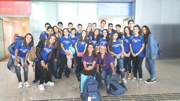 02 Brasil - Aeroporto - Guarulhos - Embarque