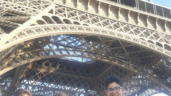 65 Paris - Torre Eiffel
