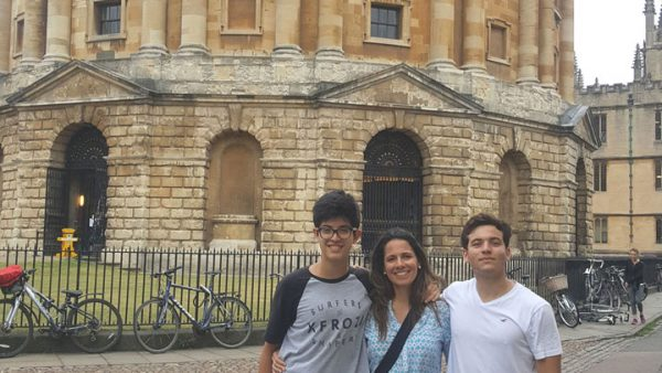 13 Oxford - Bodleian Library