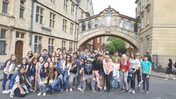 15 Oxford - Bridge of Sighs - Ponte do Suspiro