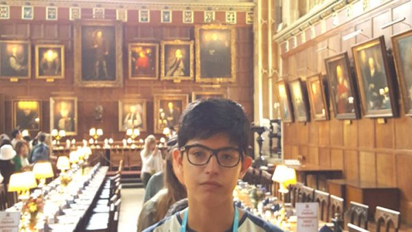 17 Oxford - Christ Church - onde foi filmado o Harry Potter