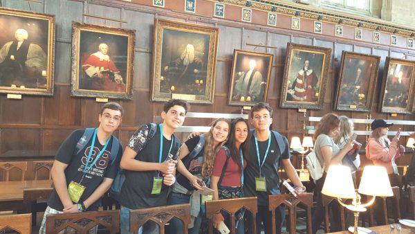 18 Oxford - Christ Church College
