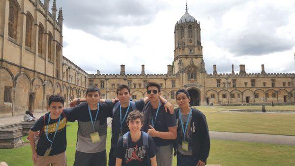 19 Oxford - Christ Church College
