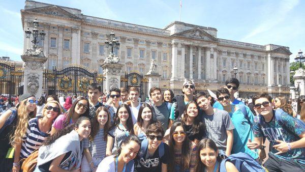 29 Londres - Buckingham Palace