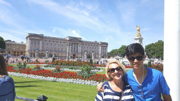 30 Londres - Buckingham Palace