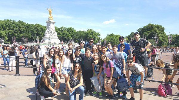 31 Londres - Buckingham Palace