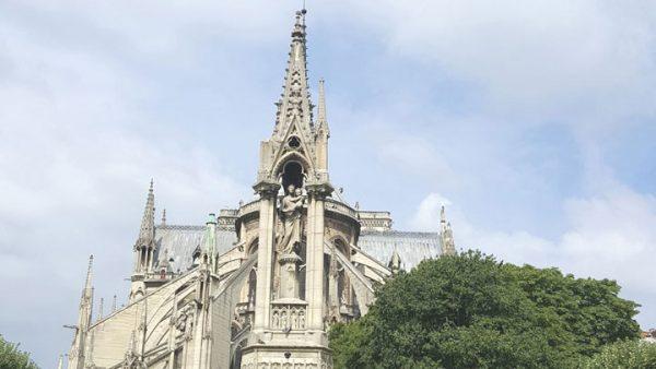 52 Paris - Catedral de Notre-Dame
