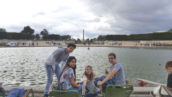 54 Paris - Jardin des Tuileries