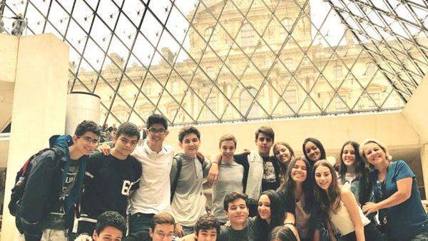 55 Paris - Museu do Louvre