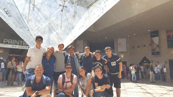 56 Paris - Museu do Louvre