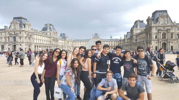 57 Paris - Museu do Louvre