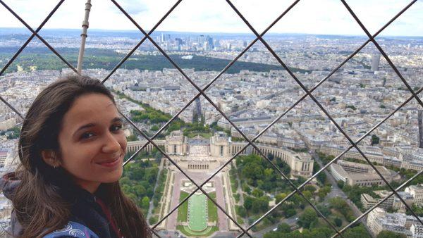 66 Paris - Torre Eiffel